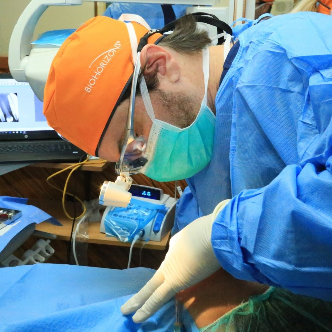 implantes dentales fallo