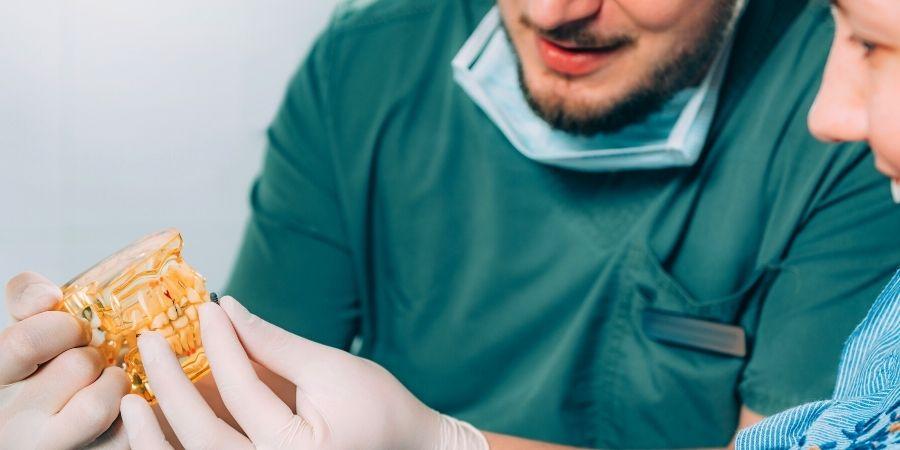 implantes en un día